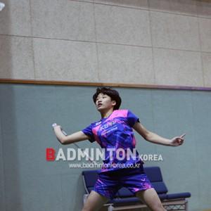 [국가대표 선발전] 최연소 안세영, 전승으로 여자단식 국가대표 선발