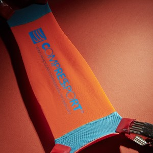 SHOCK ABSORBER CALF SLEEVE COMPRESSPORT