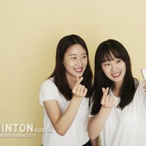 대한민국 배드민턴 여자복식 전성기를 이끌고 있는 장예나-이소희 집중 인터