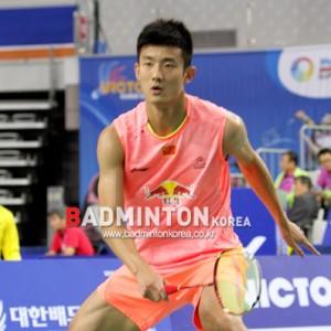 [인도네시아오픈] 배드민턴 올림픽 금메달리스트 첸롱, 두 대회 연속 1회