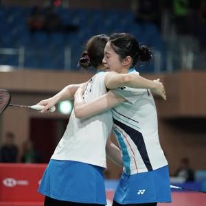 [어제의 코리아오픈] (9.26) 장예나-김혜린, 세계1위 또 격파, 일