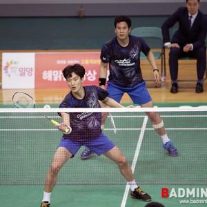 [어제의 호주오픈] (6.9) 고성현-신백철 2019 월드투어 첫 우승