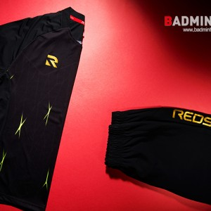 With Black Tee & Pants, REDSON REDT-3601