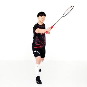 [김대성 코치 복식 레슨] 복식 공수 전환 레슨 #2 왼쪽 코트에서 드라
