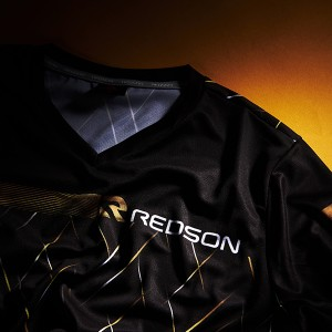 GOLD GORGEOUS T-SHIRTS REDSON REDT-2002