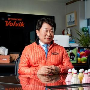볼빅, 골프를 넘어 배드민턴 사업 진출…'토털 스포츠브랜드' 비상 목표