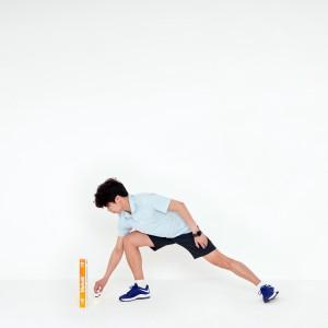 [이치훈 코치 중급자 레슨] 셔틀콕 옮기기를 사이드 풋워크 훈련법