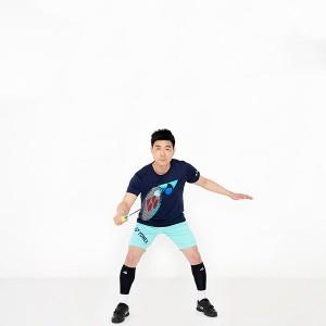 [김대성 코치 복식 레슨] 복식 공수 전환 레슨 #6 왼쪽 코트에서 대각