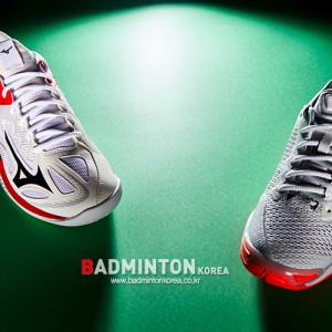 INNOVATION OF BADMINTON SHOES, MIZUNO GH