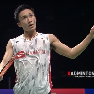 [배드민턴 세계선수권] 모모타 켄토, 일본 선수 최초로 세계선수권 남자단