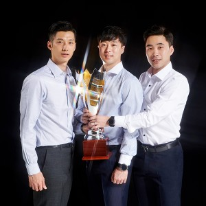 삼성전기 젊은 지도자 3인방, 정훈민, 황종수, 노예욱 #1