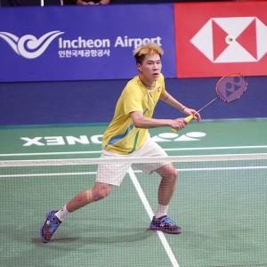 [어제의 홍콩오픈-종합] (11.17) 리측유, 홍콩 출신 남자단식 선수
