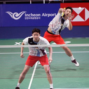 [어제의 홍콩오픈-남복] (11.17) 최솔규-서승재, 남자복식 우승,